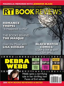 Romantic Times (RT) Book Reviews Magazine.