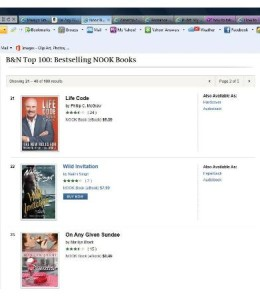 B&N Top 100 for OAGS